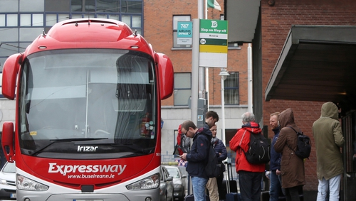 Bus Éireann is pulling out of of four routes and consolidating 14 routes