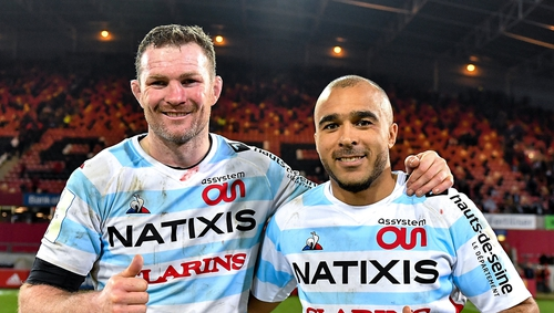Ryan and Zebo both started against Saracens in the semis