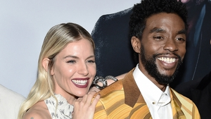 Sienna Miller and Chadwick Boseman starred in 21 Bridges