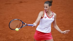 Karolina Pliskova fought back against Mayar Sherif