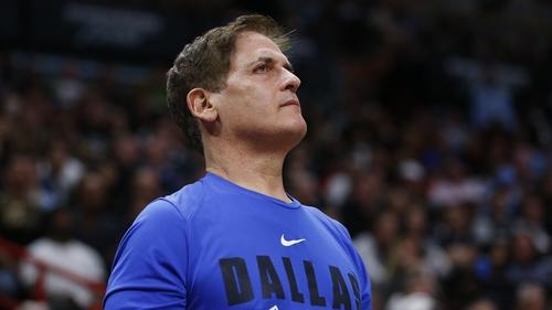 Cuban owns NBA franchise Dallas Mavericks