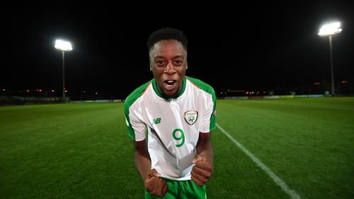 Jonathan Afolabi has joined Dundee