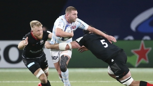 Finn Russell and Scottish teammate Stuart Hogg are on the five-man shortlist