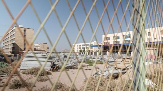 Inside Xinjiang: China cracks down on Uighur population