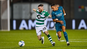 Jack Byrne arrived at Shamrock Rovers from Kilmarnock in 2018