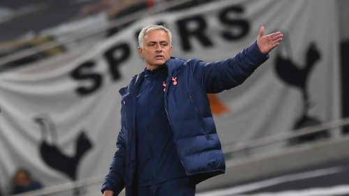 Jose Mourinho's Tottenham team return to Premier League action on Saturday sitting second in the table