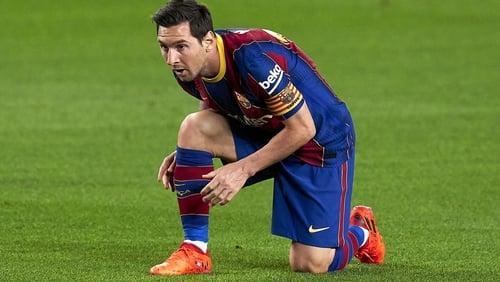 'I take responsibility for my errors and if they existed, it was only to make Barcelona better and stronger'