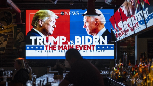 """The fight over """"socialized medicine"""" began long before Donald Trump and Joe Biden squared up."""
