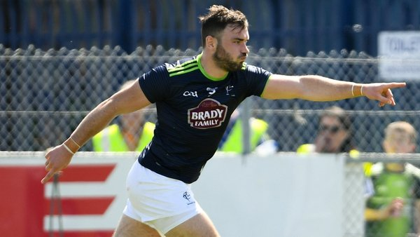 Celbridge's Fergal Conway is one of four Kildare players who may be absent for their League opener on 18 October