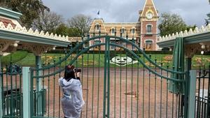 Disney shut its theme parks worldwide when the novel coronavirus began spreading this year