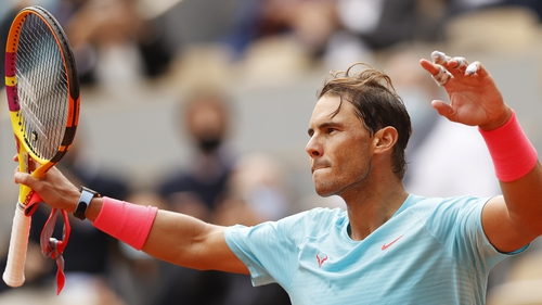 Rafa Nadal Stays On Course To Make History In Paris