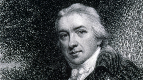 Edward Jenner: even though the term didn't exist then, he was still describing the zoonotic origins of smallpox, and associating those origins with his contemporary, consumer economy.