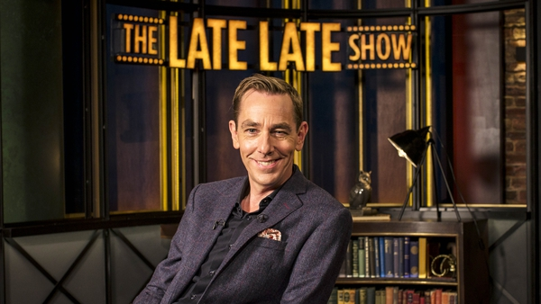 Be in The Late Late Show Studio Audience!