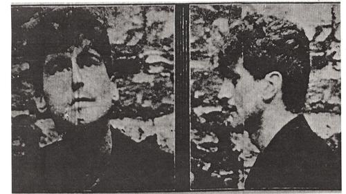 Ernie O'Malley. Courtesy of Kilmainham Gaol Museum/OPW 19PC-1A54-21