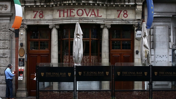 The Oval Bar is one of the pubs affected