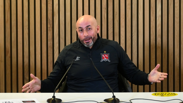 'You're going to be part of the history of the club if you get through'
