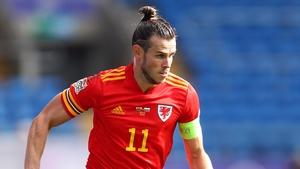 Gareth Bale looks set to face Ireland