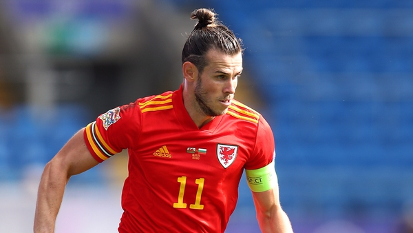 Bale in action for his country at the start of the month