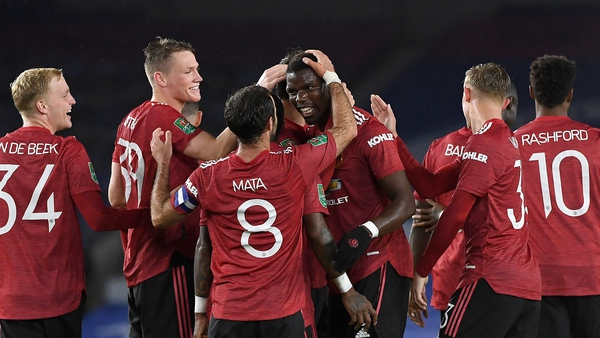 Pogba put the icing on the cake for United