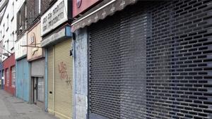 28,572 commercial properties were vacant last December, new figures show