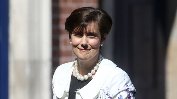 The Minister for Education, Norma Foley (Pic: Rolling News)