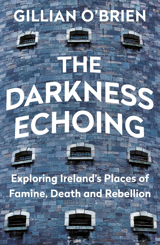 Gillian O'Brien - The Darkness Echoing