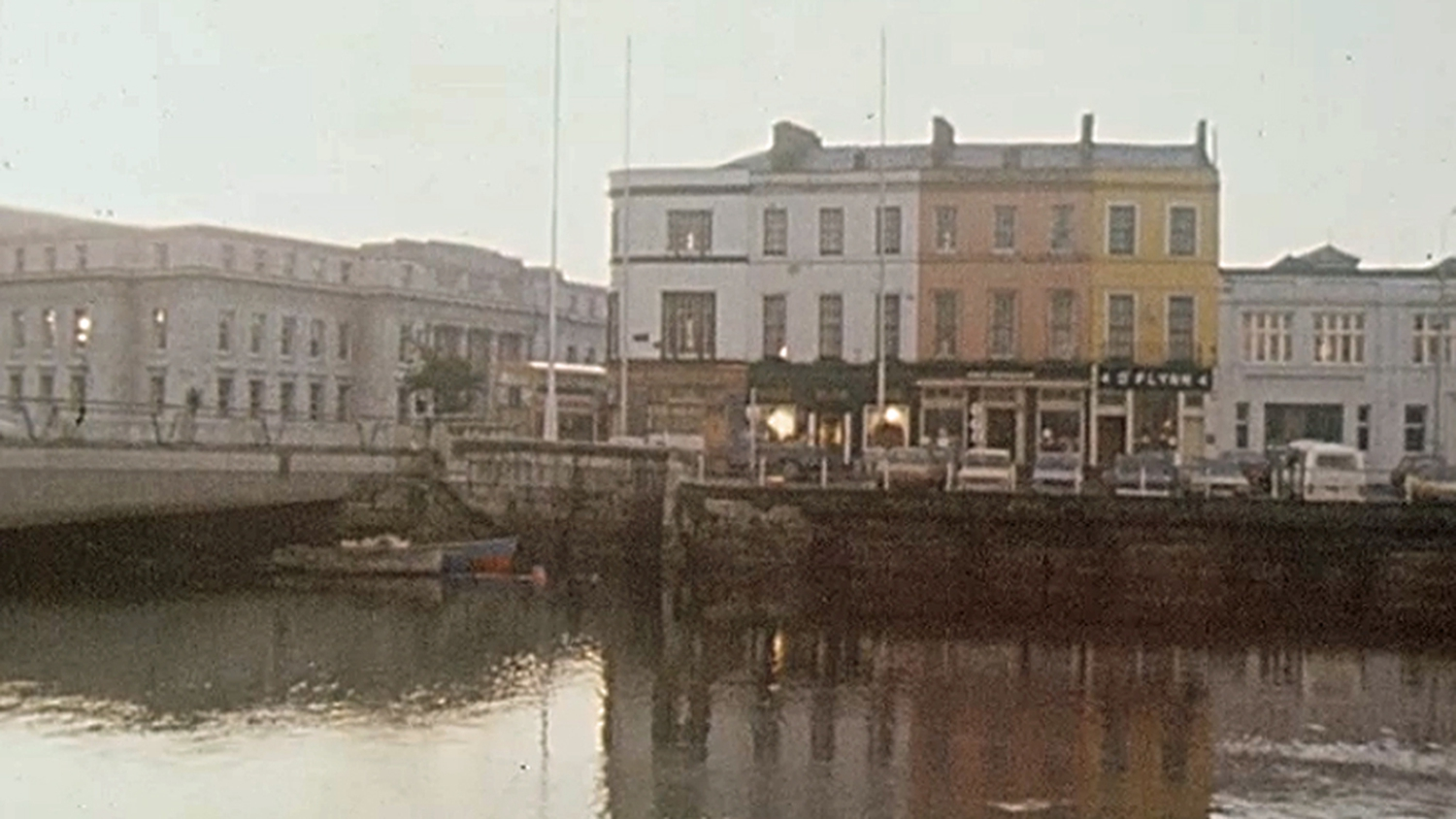 Early Houses of Cork City, Ireland 1980