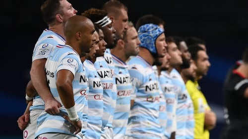 Racing, who include Simon Zenbo and Donnacha Ryan in their squad, beat Saracens in the semi-final