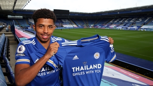 The 19-year-old defender joins for an initial€35m (£32m)ahead of Monday's transfer deadline