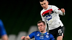 Leahy was instrumental as Dundalk progressed in Europe