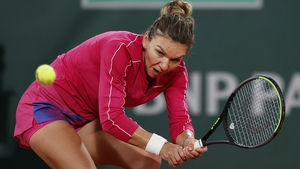 Simona Halep is into the last 16 at Roland Garos