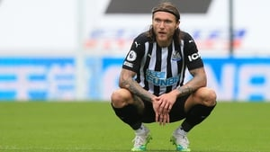 Newcastle United's Jeff Hendrick made 139 appearances over four years for Burnley before his freee transfer to Tyneside in August