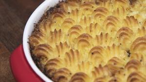 Shepherd's Pie - with a twist