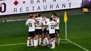Dundalk will rub shoulders with the big boys