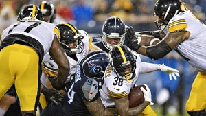 The Tennessee Titans and Pittsburgh Steelers will now meet in 4 weeks