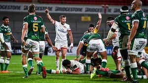 Ulster are back to playing behind closed doors
