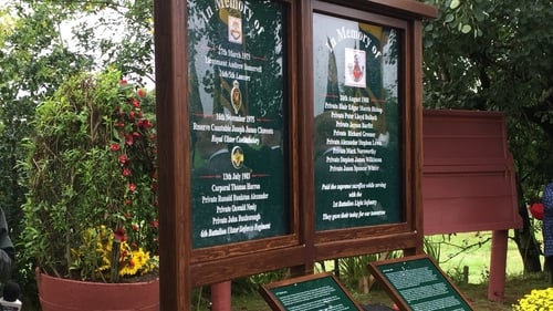 The IRA set off a roadside bomb as the bus was travelling between Ballygawley and Omagh