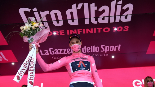 The Giro has been hit hard by Covid-19