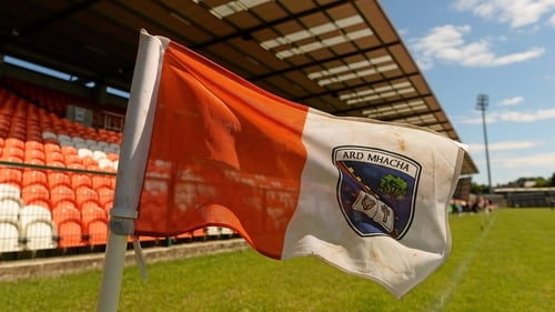 Armagh took the decision to halt all GAA activity in the county