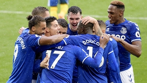 The Toffees are a team in form