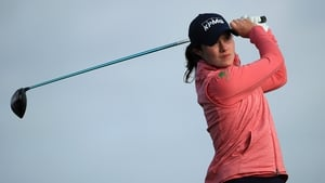 Leona Maguire carded a third-round 70