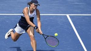 Iga Swiatek is a former Wimbledon junior champion