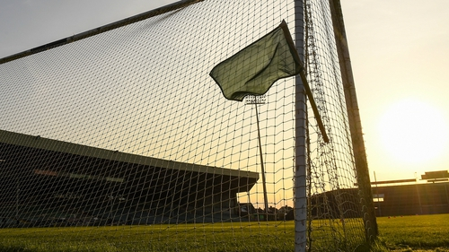 All club fixtures have been suspended by the GAA