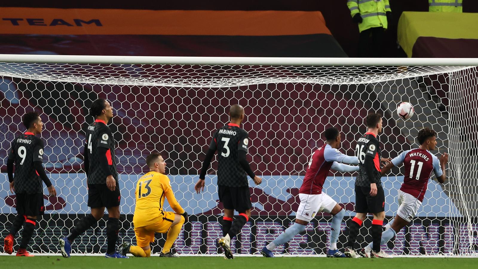 Recap Aston Villa 7 2 Liverpool