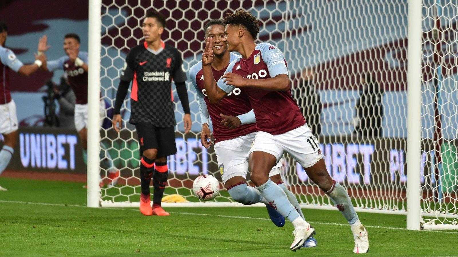 Aston Villa S Magnificent Seven Tears Liverpool Apart