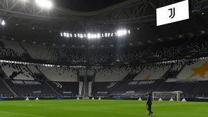 The Allianz Stadium was due to host Juventus v Napoli