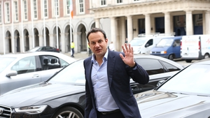 Tánaiste Leo Varadkar already stated that there would be no inter-county action in Level 5