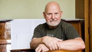 Latvian composer Peteris Vasks