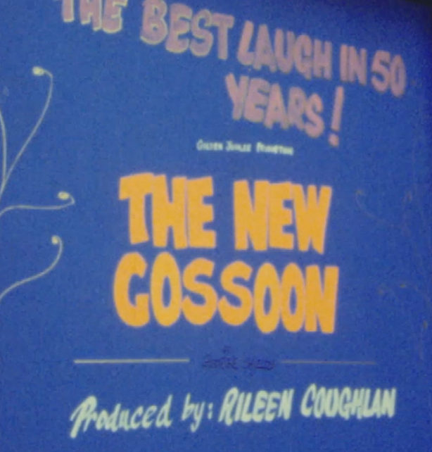 The New Gossoon at Athlone Little Theatre
