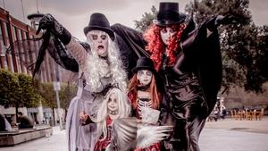 Bram Stoker Festival 2020 (1) - Sarah Joyce, Karen Hurley, Sally McGowan & Robyn McGowan
